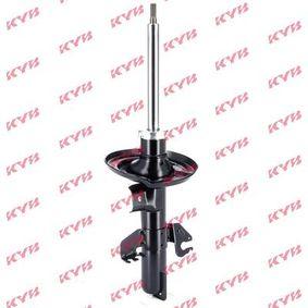 Ammortizzatore 339850 con un ottimo rapporto KYB qualità/prezzo