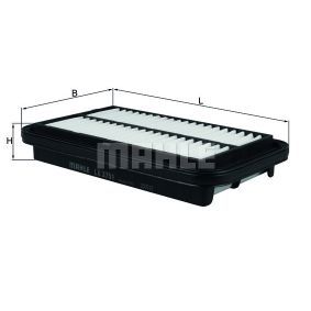 въздушен филтър LX 3751 за NISSAN PIXO на ниска цена — купете сега!