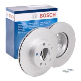 Disco freno 0 986 479 B34 con un ottimo rapporto BOSCH qualità/prezzo