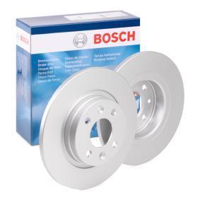 Disco freno BOSCH 0 986 479 B79 comprare e sostituisci