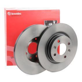 Compre e substitua Disco de travão BREMBO 08.A268.11