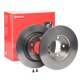 Disco freno BREMBO 08.B649.11 comprare e sostituisci