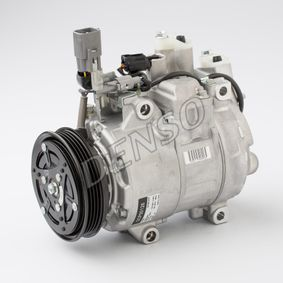 Compressor, air conditioning DENSO PAG 46, Refrigerant: R 134a — item:  DCP50126  Buy now!