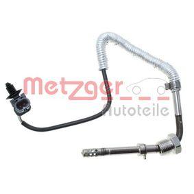 METZGER Sensor, temp. gas escape 0894037 24 horas al día comprar online