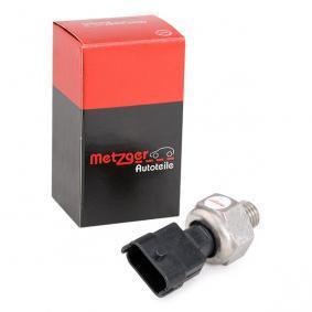 METZGER Sensor, Kraftstoffdruck 0906196 Günstig mit Garantie kaufen