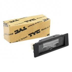 köp TYC Belysning, skyltbelysning 15-0211-00-9 när du vill