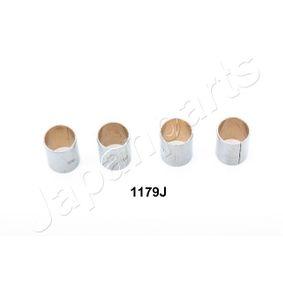 JAPANPARTS Bronzina cuscinetto, Biella PB1179J acquista online 24/7