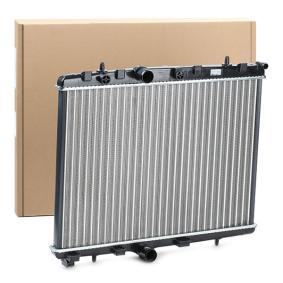 Radiatore, Raffreddamento motore PRASCO PEA2255 comprare e sostituisci
