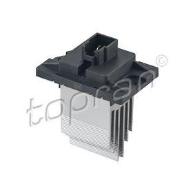 TOPRAN съпротивление, вентилатор за вътрешно пространство 821 196 купете онлайн денонощно
