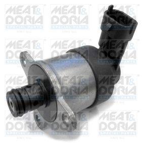 MEAT & DORIA Valvola regolazione, Quantità carburante (Sist. Common Rai) 9352 acquista online 24/7