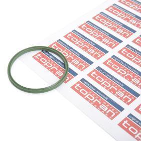 buy TOPRAN Seal, turbo air hose 115 598 at any time