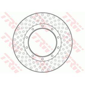 Compre TRW Disco de travão DF5010S