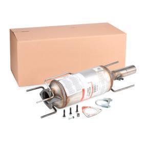 BM CATALYSTS Korom- / részecskeszűrő, kipufogó BM11027H - vásároljon bármikor