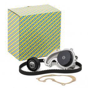 Comprar y reemplazar Bomba de agua + kit correa distribución SNR KDP452.220