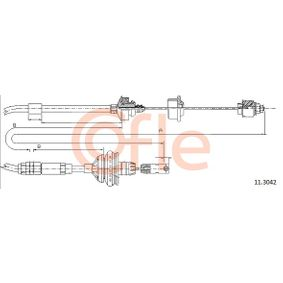 buy COFLE Clutch Cable 11.290 at any time