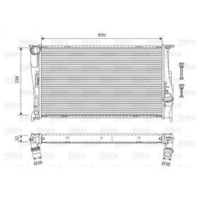 Radiatore, Raffreddamento motore 701601 con un ottimo rapporto VALEO qualità/prezzo
