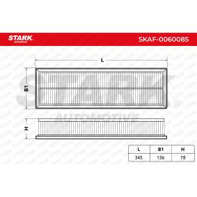 oro filtras SKAF-0060085 su puikiu STARK kainos/kokybės santykiu