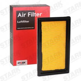 Filtro de ar SKAF-0060120 para NISSAN TIIDA com um desconto - compre agora!