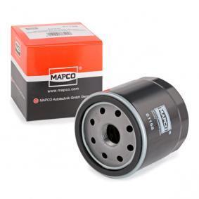 Filtre à huile 61158 à un rapport qualité-prix MAPCO exceptionnel