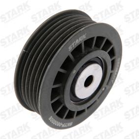 Buy STARK Tensioner Pulley, v-ribbed belt SKTP-0600008