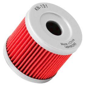 Filtre à huile KN-131 K&N Filters Paiement sécurisé — seulement des pièces neuves