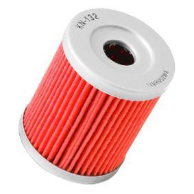 Filtre à huile KN-132 K&N Filters Paiement sécurisé — seulement des pièces neuves
