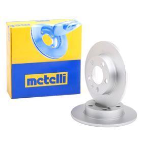 Bremsscheiben 23-0366C METELLI Sichere Zahlung - Nur Neuteile