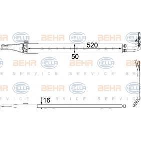 HELLA Ölkühler, Lenkung 8MO 376 701-611 rund um die Uhr online kaufen