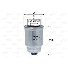 горивен филтър 587728 за NISSAN NAVARA на ниска цена — купете сега!