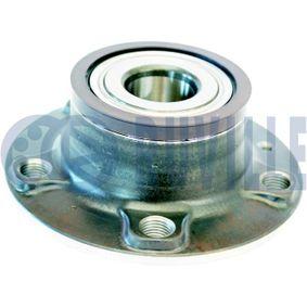Disque de frein 5587BD RUVILLE Paiement sécurisé — seulement des pièces neuves