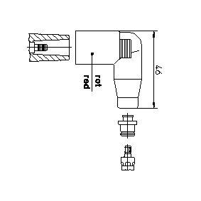 Fiche, bobine d'allumage 13558A1 BREMI Paiement sécurisé — seulement des pièces neuves