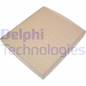 Filter, kupéventilation TSP0325305 för FORD låga priser - Handla nu!