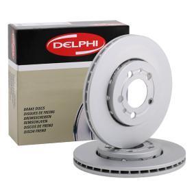 Bremsscheibe von DELPHI - Artikelnummer: BG3208C