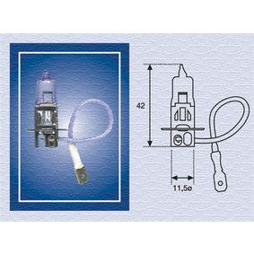 MAGNETI MARELLI Żarówka, reflektor przeciwmgłowy 002563100000 kupować online całodobowo