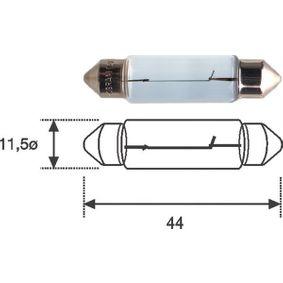 MAGNETI MARELLI izzó, rendszámtábla világítás 009461200000 - vásároljon bármikor