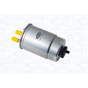 Filtro combustible 153071760106 para FIAT bajos precios - Comprar ahora!
