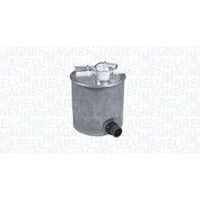 Filtro carburante MAGNETI MARELLI 153071760249 comprare e sostituisci