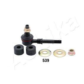 ASHIKA stabilizátor, futómű 106-05-539 - vásároljon bármikor
