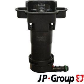 JP GROUP Waschwasserdüse, Scheinwerferreinigung 1198750580 Günstig mit Garantie kaufen