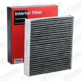 Interieurfilter SKIF-0170300 voor RENAULT CLIO met een korting — koop nu!