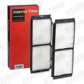Filtro, ar do habitáculo SKIF-0170311 para MAZDA 3 com um desconto - compre agora!