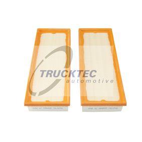 Luftfilter TRUCKTEC AUTOMOTIVE 02.14.092 till rabatterat pris — köp nu!