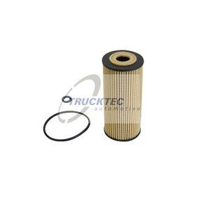 Filtre à huile 02.18.063 TRUCKTEC AUTOMOTIVE Paiement sécurisé — seulement des pièces neuves