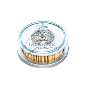 compre TRUCKTEC AUTOMOTIVE Filtro hidráulico, direcção 02.37.011 a qualquer hora