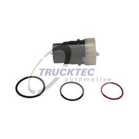 TRUCKTEC AUTOMOTIVE Cubierta insertable, unidad control cambio automático 02.42.284 24 horas al día comprar online