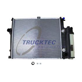 Radiateur, refroidissement du moteur 08.11.043 TRUCKTEC AUTOMOTIVE Paiement sécurisé — seulement des pièces neuves