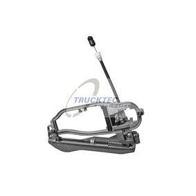 Projecteur antibrouillard 08.58.122 TRUCKTEC AUTOMOTIVE Paiement sécurisé — seulement des pièces neuves