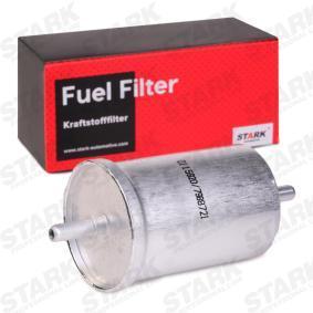 Brandstoffilter SKFF-0870008 voor RENAULT FLUENCE met een korting — koop nu!