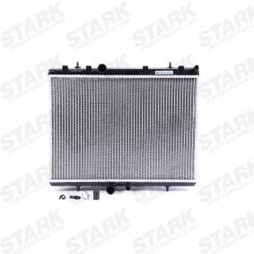 Radiateur, refroidissement du moteur SKRD-0120179 à un rapport qualité-prix STARK exceptionnel
