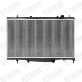 Radiateur, refroidissement du moteur SKRD-0120246 à un rapport qualité-prix STARK exceptionnel